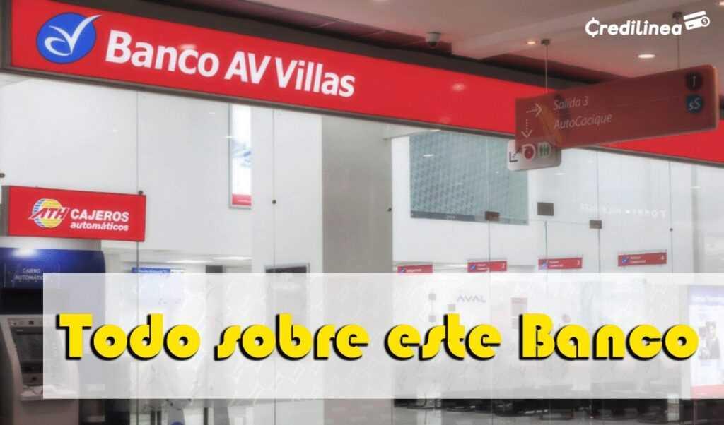 Tarjeta de Crédito AV Villas Facilísima