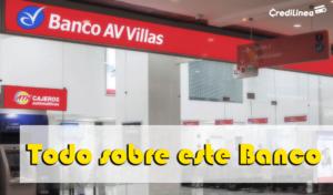 Banco AV Villas Tarjeta de Crédito Facilisima y Prestamos en Línea