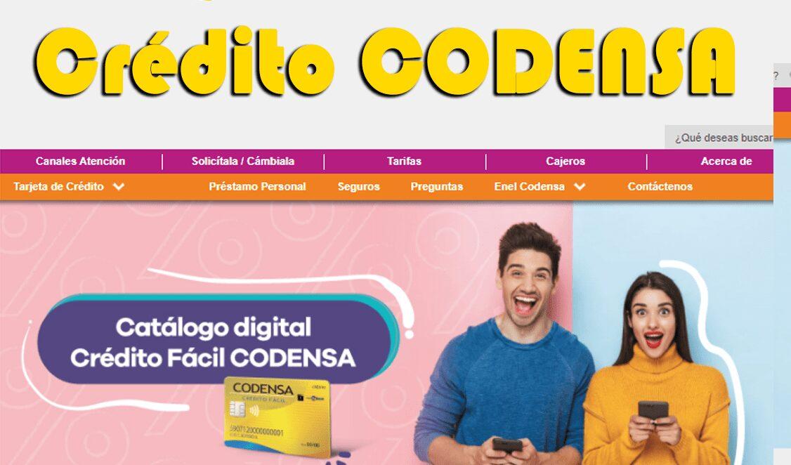 Crédito Fácil Codensa