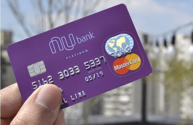 Tarjeta de crédito Nu de Nubak colombia