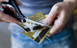 Deje de usar sus tarjetas de crédito