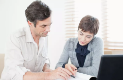 Establece un plan financiero