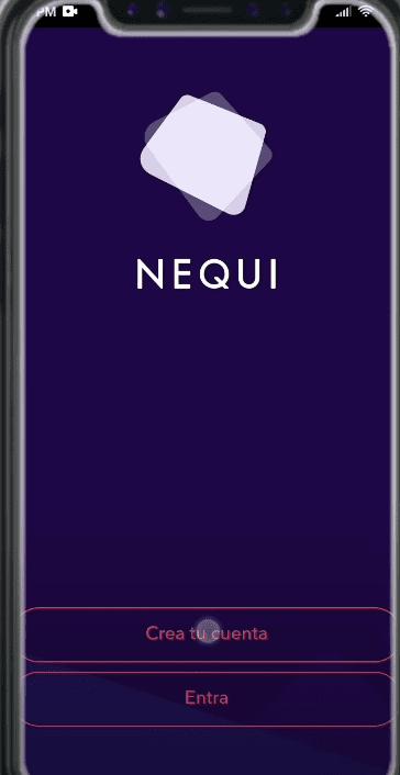 crear cuenta en Nequi