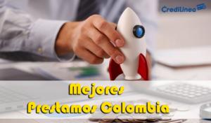 Mejores Préstamos de Libre Inversión Colombia