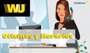 Oficinas y Horarios de Western Union en Medellín