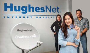 Pagar la Factura de HughesNet en Línea