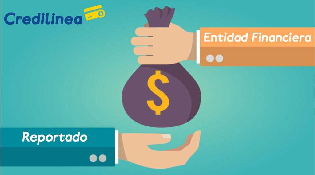 préstamos a reportados Colombia