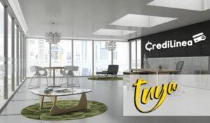 Tuya: Tarjetas, Créditos y Pagos en Línea