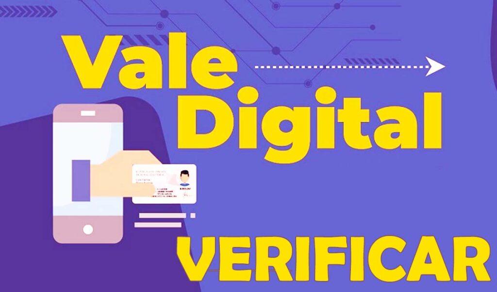 Verificar Vale Digital